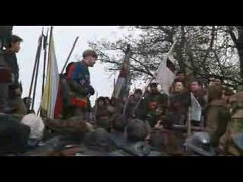 Today is St. Crispin's Day - Henry V Speech to the troops before the Battle of Agincourt on October 25, 1415