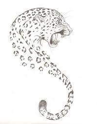 Afbeeldingsresultaat voor snow leopard tattoo