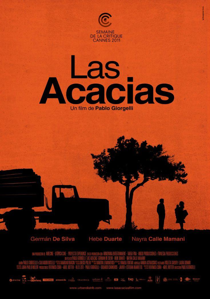 Las Acacias, dal 3 ottobre al cinema.