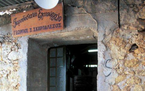 Α tradiitonal oil mill in Messinia Greece, the best place for olive oil production. #traditional #oilmill #oliveoil #greece #travel