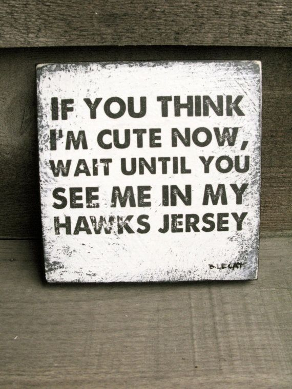 Vintage hockey sign, sports team wall art.. someone buy me this for future