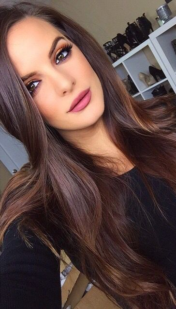 How To Style Long Fine Hair The 25 Best Long Fine Hair Ideas On Pinterest  Long Thick .