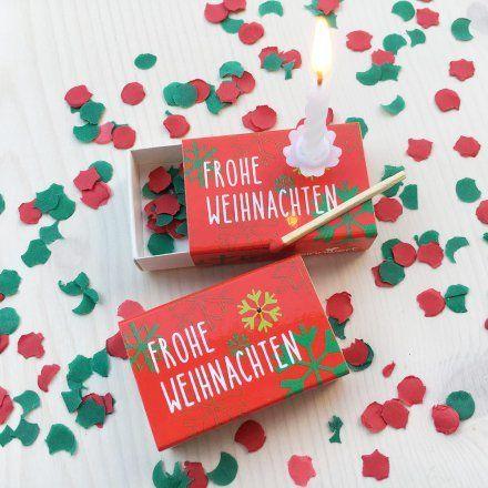 Sinnwert Mini-Geschenkidee Frohe Weihnachten online kaufen ➜ Bestellen Sie Mini-Geschenkidee Frohe Weihnachten für nur 3,95€ im design3000.de Online Shop - versandkostenfreie Lieferung ab €!