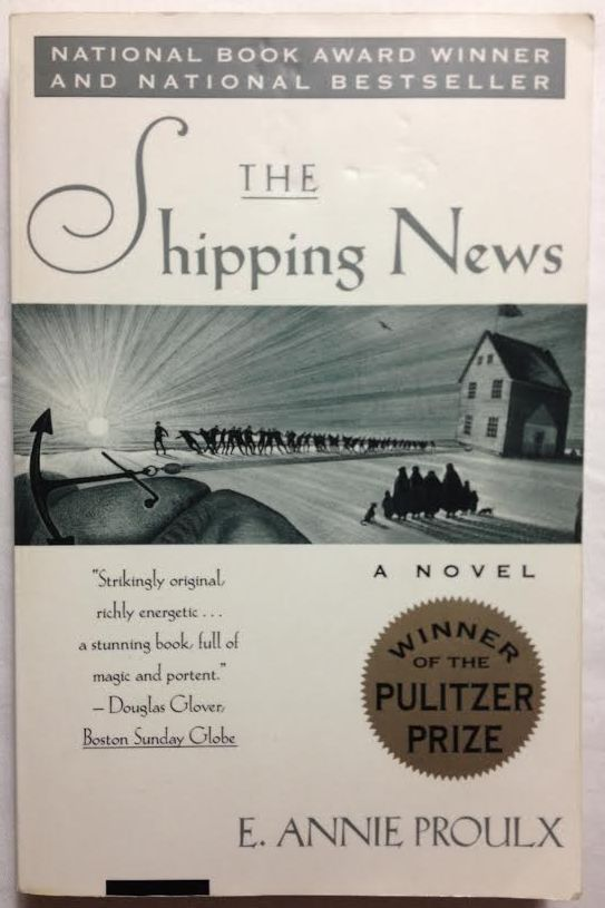 the shipping news by annie proulx navigating Annie proulx is a somewhat illusive and highly intriguing author who has navigated the global throughout her life and oeuvre proulx's own perspectives are reflected.