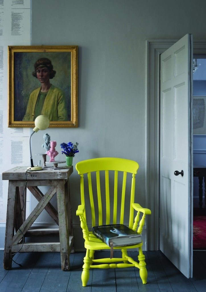 Zoom sur les nouvelles couleurs de farrow ball grey walls highlight - Couleurs farrow and ball ...