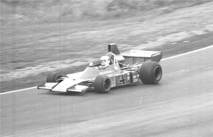 Warwick Brown - Talon MR-1A Chevrolet V8 - Pat Burke Racing/McCormack Racing - Labatt's Blue 5000 - Mosport Park - 1975 SCCA/USAC F5000 Championship, round 2