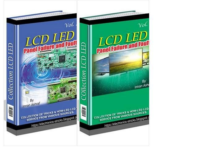 Samsung Sony Philips Panasonic Sharp Toshiba Tcl Nobel Akira Hitachi Panel modifications and repair tricks eBook volume 1 and volume 2 by Imran Ashraf khan . https://www.facebook.com/pages/Lcd-Led-Plasma-TV-Repair-Books/