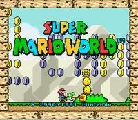 Play Super Mario World Advanced 1 Online - Super Nintendo Games / Download Roms / Browser Flash Emulator