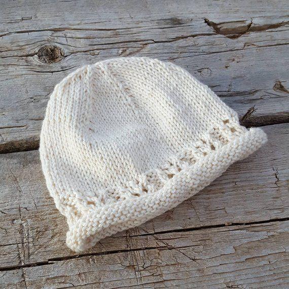 6c28c8e5c55 Organic cotton baby hat