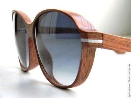 Купить Солнцезащитные очки из дерева Specswood - очки из дерева, необычные очки, деревянные очки