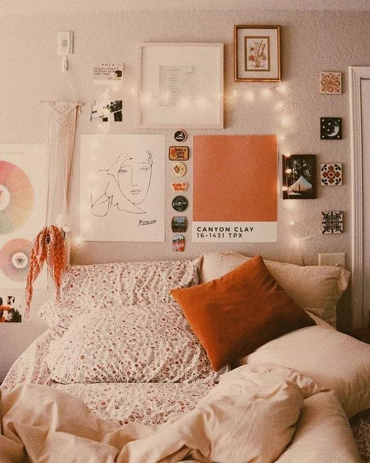 47+ cute dorm room decorating ideas on a budget 32