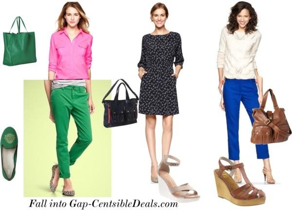 Fall into Gap- CentsibleDeals.comBeautiful Clothing