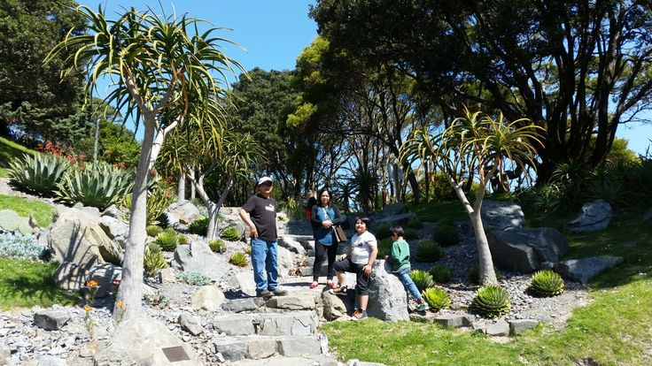 Family Weekend Destination  Botanical Garden Wellington  ¤¤¤photo taken by Kim Mayca Morcilla▪▪▪ #botanical #garden #wellington #family #trees #windup #nofilter #photography #trave lnz #lowcosttrip