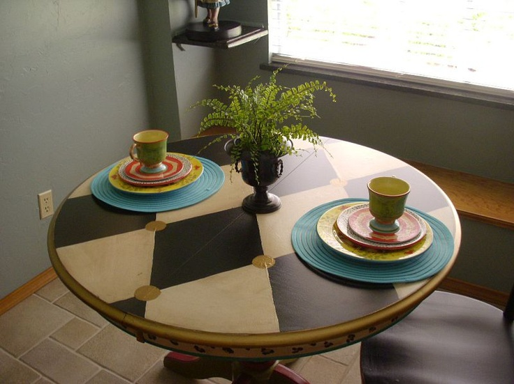best 25 painted table tops ideas on pinterest painted tables maps and distressed kitchen tables