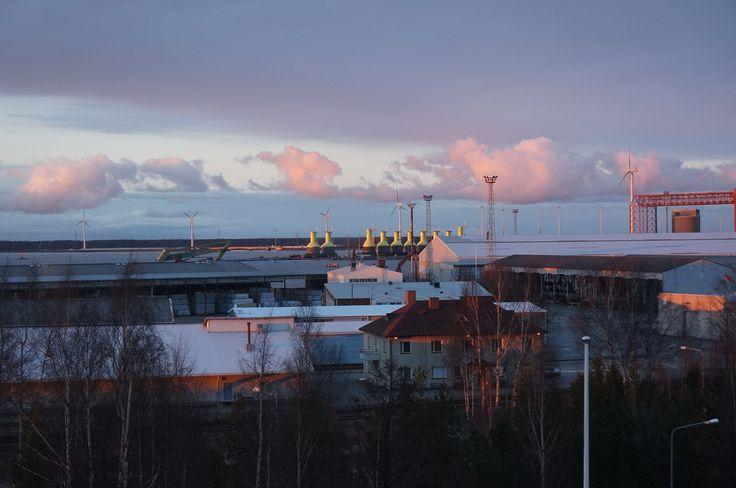 Port of Pori, Mäntyluoto :)