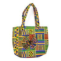 African Handbags and Tote Bags -Mud cloth, Ethnic Fabric and Leather | Africa Imports