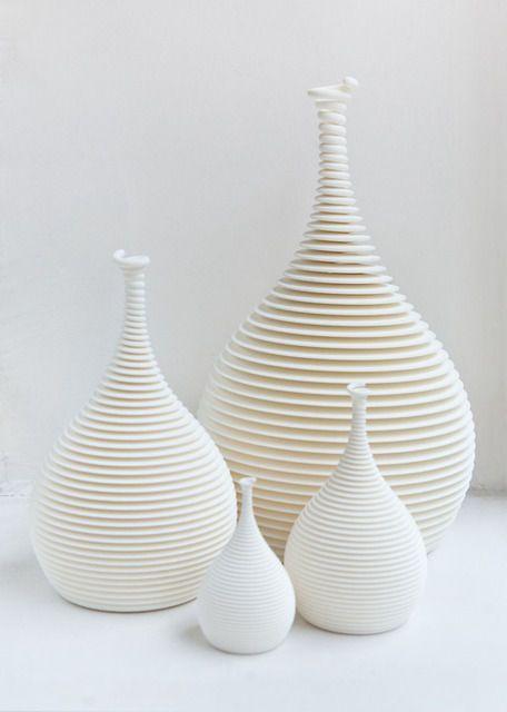 Hot Tango (white), 2012, by Ron Arad