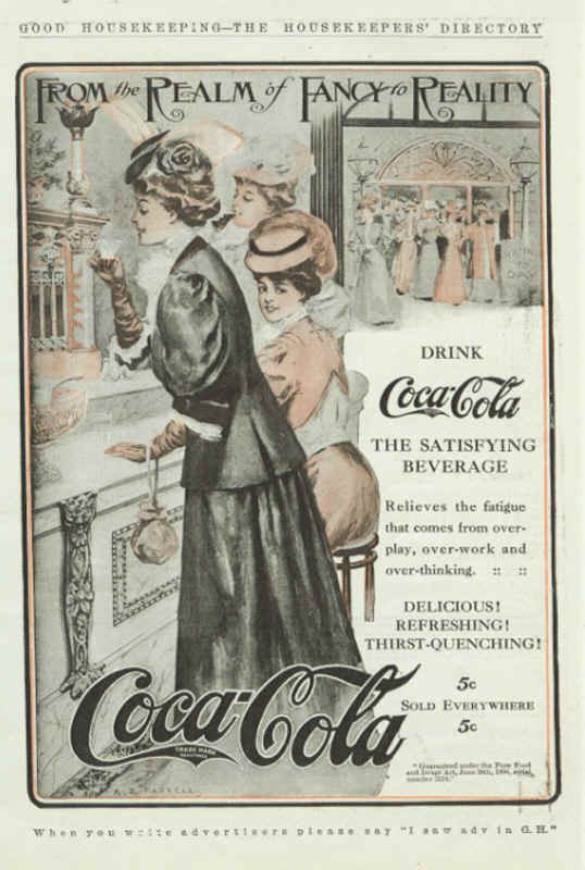 Very Old Coca Cola Ads