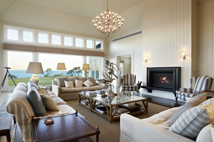 Flinders Hamptons style residence designed by Stephen Akehurst
