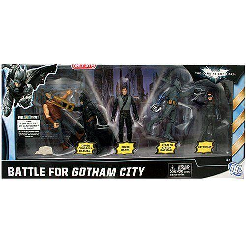 Batman Toys Age 5 : Best images about toys games action toy figures