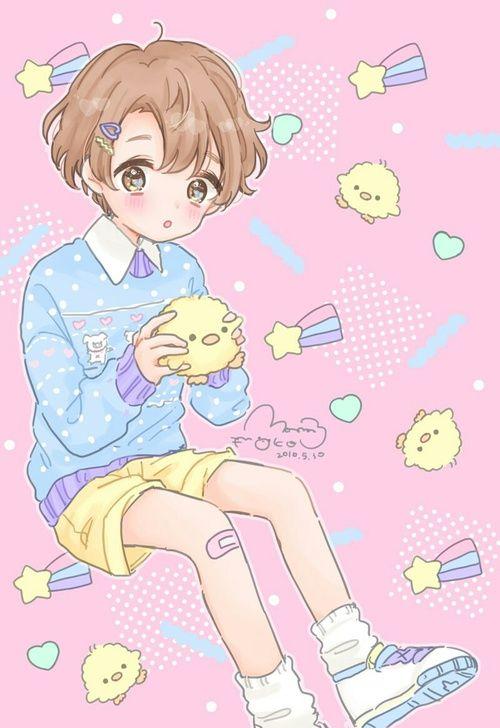 anime, stars, and boy 이미지