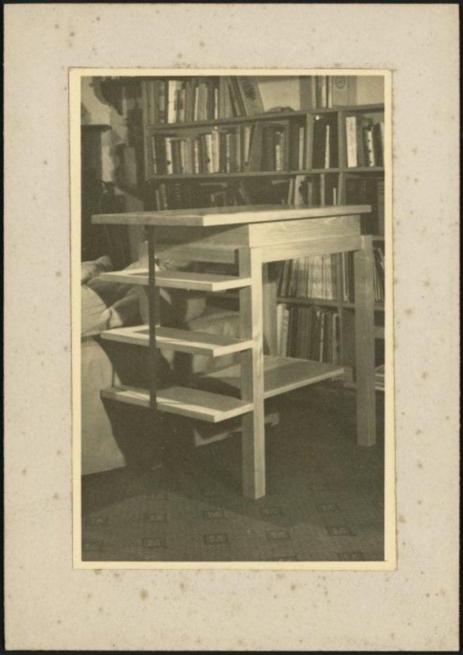 Furniture designed by Cedric Firth, ca 1933