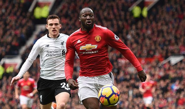 MANCHESTER UNITED FC NEWS: Manchester United ace Romelu Lukaku at it again wi...