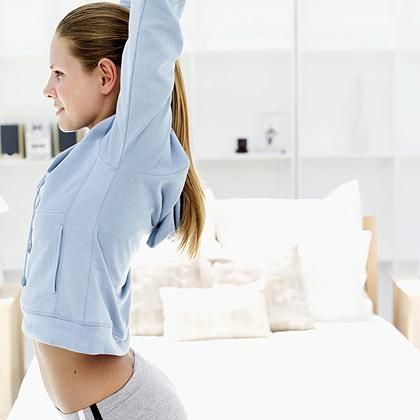 Stay Fit On the Fly - Traveling? No Gym In Sight? Stay fit with this barefoot cardio routine you can do in your hotel room!