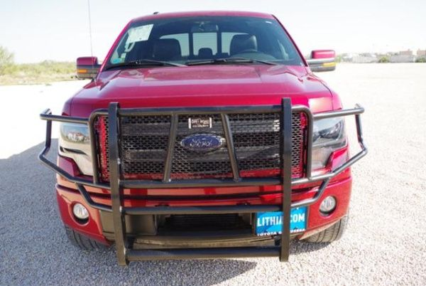 2009-2014 Ford F150 Ranch Hand Legend Grille Guard GGF09HBL1