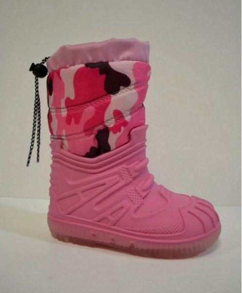 Top bimbo - G&G Footwear 457 rosa cristallo