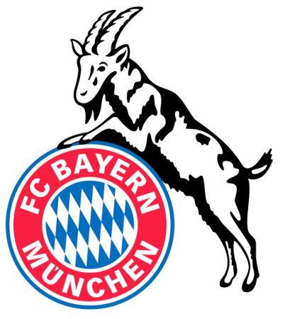 BayernHennesGeißbock Hennes wechselt für 12 Millionen vom 1. FC Köln zu Bayern München