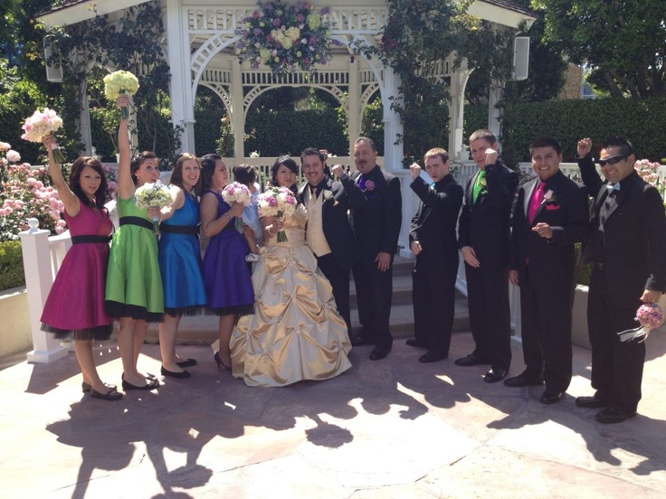 Disney Wedding In Style