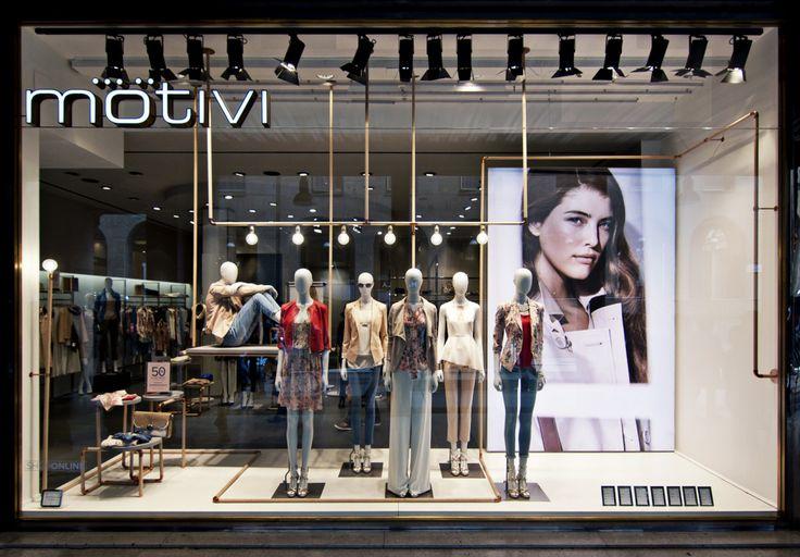Motivi window display system — BBMDS