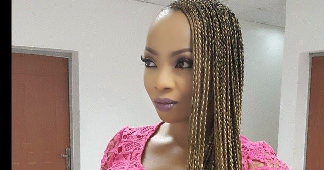 Beyonce started the hair trend and different stars have followed suit to rock the side gold braids. Toke and Yvonne Nwosu both fashion forw...