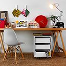 UCAN contains clutter - Now you can organise your clutter in almost any room in a home with the UCAN storage unit. It's as easy DIY as buy it, unpack it, and assemble it with ease. http://www.easydiy.co.za/index.php/maintain/193-ucan-contains-clutter