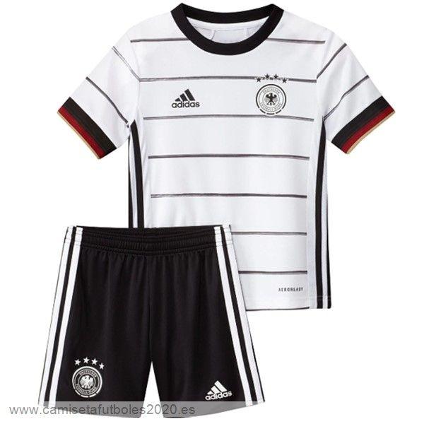 Casa Conjunto De Niños Alemania 2020 Blanco Futbol