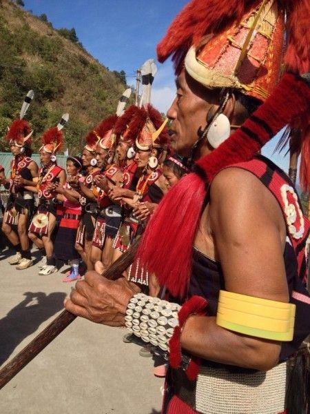 Hornbill Festival Nagaland David Metcalf Photography