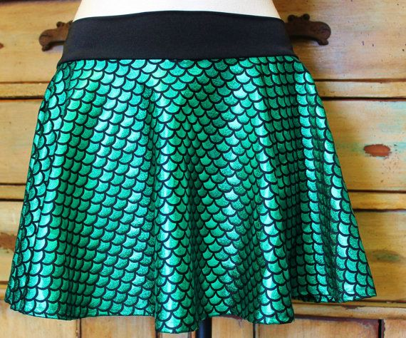 Running circle skirt Princess Disney Half Marathon spandex polyester swimsuit little mermaid ariel