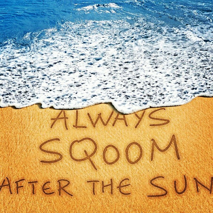 #sqoom after the sun!