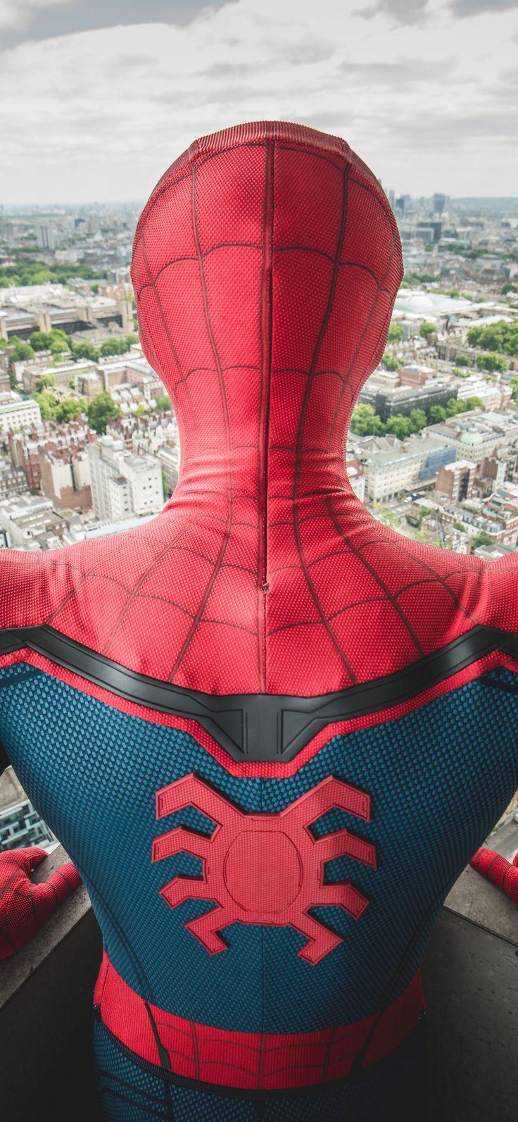 1125x2436 Spiderman 4k 8k Iphone XS,Iphone 10