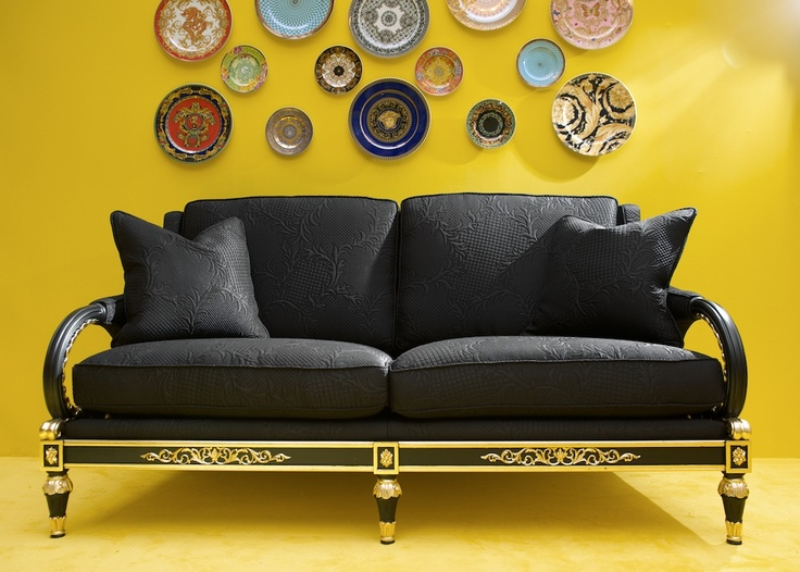 Top 25 best versace home ideas on pinterest next Versace sofa