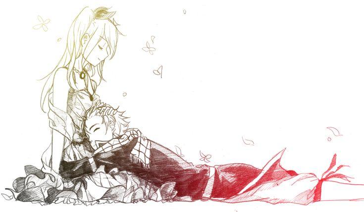 NaLu princesa e dragão ❤