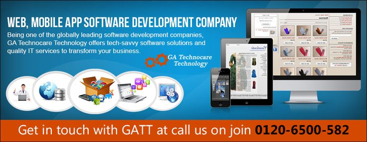 GA Technocare Technology is a foremost Software Development Company that showcases fascinating web-based services worldwide. Visit www.gatechnocaretechnology.com Toll-free: 0120-6500-582.