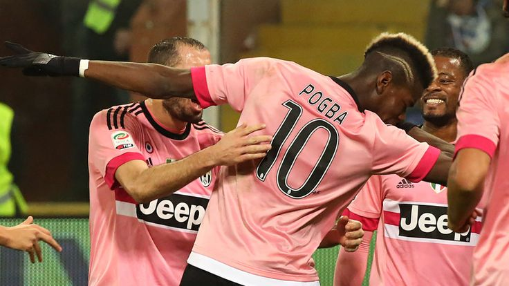 Reports: Pogba's Number 10 Shirt Already Has A New Owner At Juventus