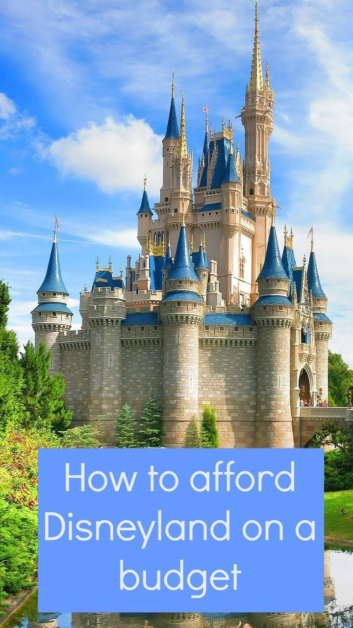 How to afford Disneyland on a budget. Money saving tips and ideas for the dream family vacation. You can do Disney on a budget