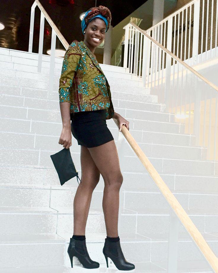 SHOP: etsy.com/shop/theTEXTstyle #MadeInAfrica @instagram.com/thetextstyle  #blazer #africanprint
