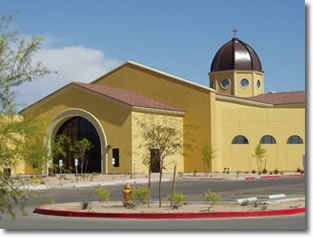 St Clare of Assisi Roman Catholic Church Surprise AZ