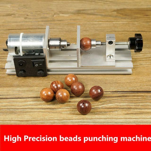 Juego de herramientas manuales de perforación de cuentas de alta precisión