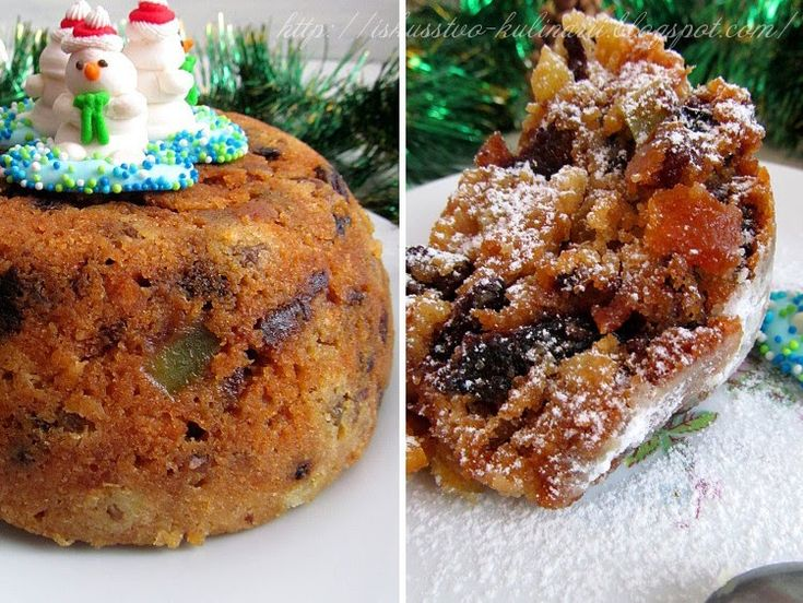 Постигая+искусство+кулинарии...+:+Английский+Рождественский+пудинг+(English+Christma...
