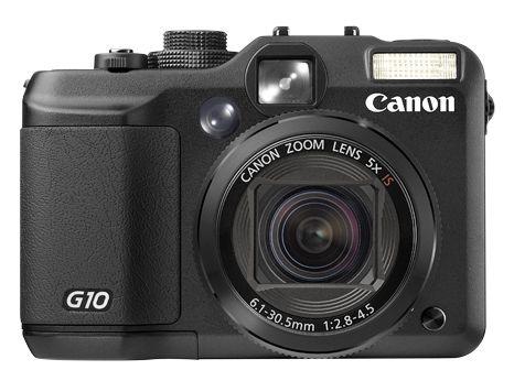 G10, Canon